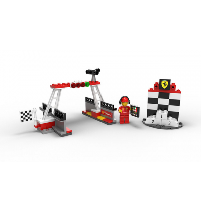 LEGO Shell 40194 Finish Line and Podium