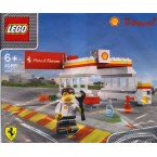 LEGO Shell 40195 Shell Station