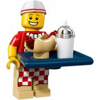 LEGO 71018 Series 17 Minifigures - Hot Dog Man