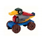 LEGO 6258620 Classic Wooden Duck