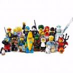 LEGO 71013 Series 16 Minifigures - Complete Set of 16