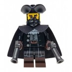 LEGO 71018 SERIES 17 MINIFIGURES - Highwayman