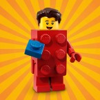 LEGO 71021 SERIES 18 MINIFIGURES - Brick Suit Guy