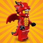 LEGO 71021 SERIES 18 MINIFIGURES - Dragon Suit Guy