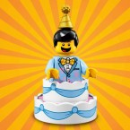 LEGO 71021 SERIES 18 MINIFIGURES - Birthday Cake Guy