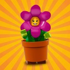 LEGO 71021 SERIES 18 MINIFIGURES - Flower Pot Girl