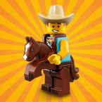 LEGO 71021 SERIES 18 MINIFIGURES - Cowboy Costume Guy