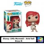 FUNKO POP! Disney: The Little Mermaid - Ariel Sail Dress IE (38752)