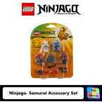 LEGO 850632 Ninjago Samurai Accessory Battle Pack