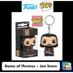 FUNKO Pocket POP! Keychain: GoT - Jon Snow Series 2 (14690)