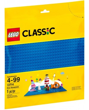LEGO® Classic 10714 Blue Baseplate