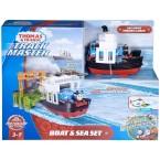 Thomas & Friends Track Master Boat & Sea Set
