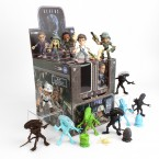 The Loyal Subjects Aliens Action Vinyls