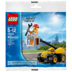 LEGO City 30229 Repair Lift