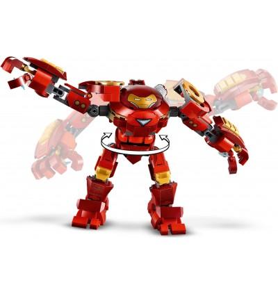 LEGO Marvel Super Heroes 76164 Iron Man Hulkbuster versus A.I.M Agent