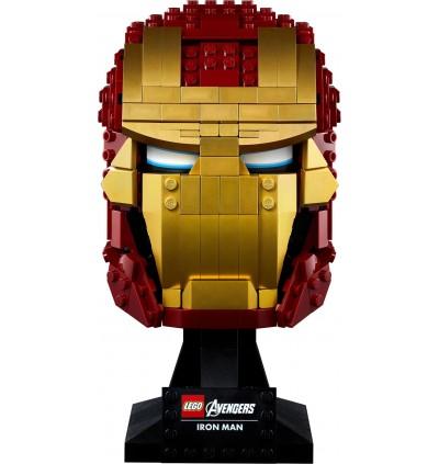 LEGO Marvel Super Heroes 76165 Iron Man Helmet