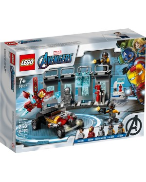 LEGO Marvel Super Heroes 76167 Iron Man Armory