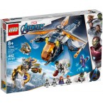 LEGO Marvel Super Heroes 76144 Avengers Hulk Helicopter Escape