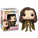 FUNKO POP! Vinyl Heroes: WW 1984 - WW Gold No Helmet (MT) (IE) (46662)