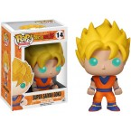 FUNKO POP! Vinyl Animation: Dragon Ball Z - Super Saiyan Goku (3807)