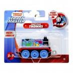 Thomas and Friends TrackMaster Push-Along Thomas Paint Splat Metal Engine