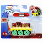 Thomas and Friends TrackMaster Push-Along Seaweed Salty Metal Engine