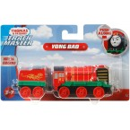 Thomas and Friends TrackMaster Push-Along Yong Bao Metal Engine