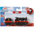 Thomas and Friends TrackMaster Push-Along Original James Metal Engine