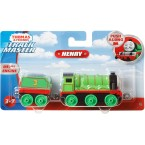 Thomas and Friends TrackMaster Push-Along Henry Metal Engine