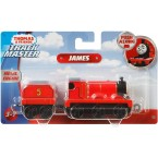 Thomas and Friends TrackMaster Push-Along James Metal Engine