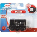 Thomas and Friends TrackMaster Push-Along Diesel Metal Engine