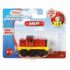 Thomas and Friends TrackMaster Push-Along Salty Metal Engine