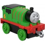 Thomas and Friends TrackMaster Push-Along Percy Metal Engine