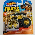 Hot Wheels Monster Trucks 5 Alarm 15/75 (1/10 Stunt Storm)