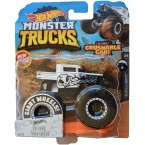 Hot Wheels Monster Trucks Bone Shaker 16/75 (2/6 Black & White)