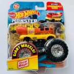 Hot Wheels Monster Trucks Oscar Mayer 42/75 (5/5 Fast Foodie)