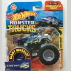 Hot Wheels Monster Trucks Bigfoot 45 70/75 (10/10 Stunt Storm)