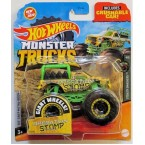 Hot Wheels Monster Trucks Operation Stomp 71/75 (4/5 Stealth Smashers)