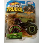 Hot Wheels Monster Trucks Hulk 13/75 (Marvel Series)