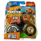 Hot Wheels Monster Trucks Will Trash It All 47/75 (9/10 HW Metro)