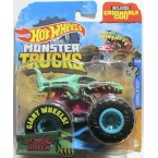 Hot Wheels Monster Trucks Zombie Wrex 74/75 (10/10 Animal Attack)