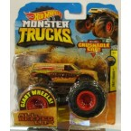 Hot Wheels Monster Trucks All Beefed Up 19/75 (4/5 Fast Foodie)