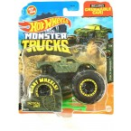 Hot Wheels Monster Trucks Tactical Unit 72/75 (5/5 Stealth Smashers)
