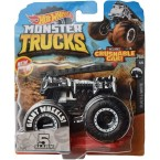 Hot Wheels Monster Trucks 5 Alarm 17/75 (1/6 Black & White)