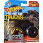 Hot Wheels Monster Trucks H.W.S.F. Hot Wheels Special Forces 63/75 (3/5 Stealth Smashers)
