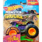 Hot Wheels Monster Trucks Psychodelic 60/75 (7/10 Stunt Storm)