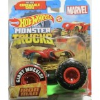Hot Wheels Monster Trucks Marvel Iron Man 75/75