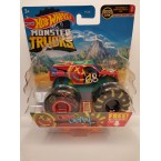 Hot Wheels Monster Trucks Demo Derby 4/75 (Hot Wheels Monster Trucks Live 1/7)
