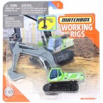 Matchbox Working Rigs MBX Excavator