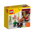 LEGO Seasonal 40123 Thanksgiving Feast